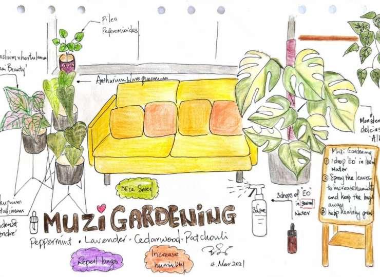Muzi Gardening